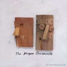 Discos de vinilo: LP THE PROPER ORNAMENTS WOODEN HEAD VINILO + MP3. Lote 47713552