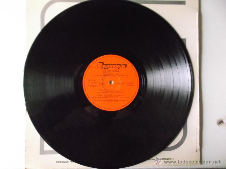Discos de vinilo: JESUS CHRIST SUPERSTAR OLYMPO RECORDS 1972 ED ESPAÑOLA - Foto 2 - 47715202