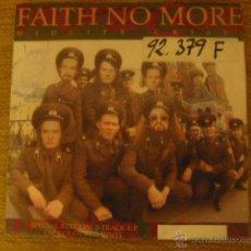 Discos de vinilo: FAITH NO MORE-MIDLIFE CRISIS. Lote 145686684