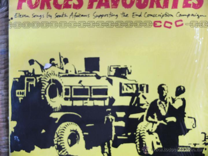 FORCES FAVORURITES-LP-CANADA-1986+LIBRETO (Música - Discos - LP Vinilo - Otros estilos)