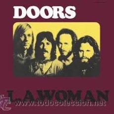 Discos de vinilo: L.A. WOMAN. THE DOORS. Lote 47739933