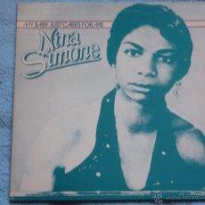 Disques de vinyle: NINA SIMONE,MY BABY JUST CARES FOR ME EDICION ESPAÑOLA DEL 88. Lote 47745878