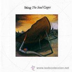 Discos de vinilo: THE SOUL CAGES. STING. LP. Lote 47750812