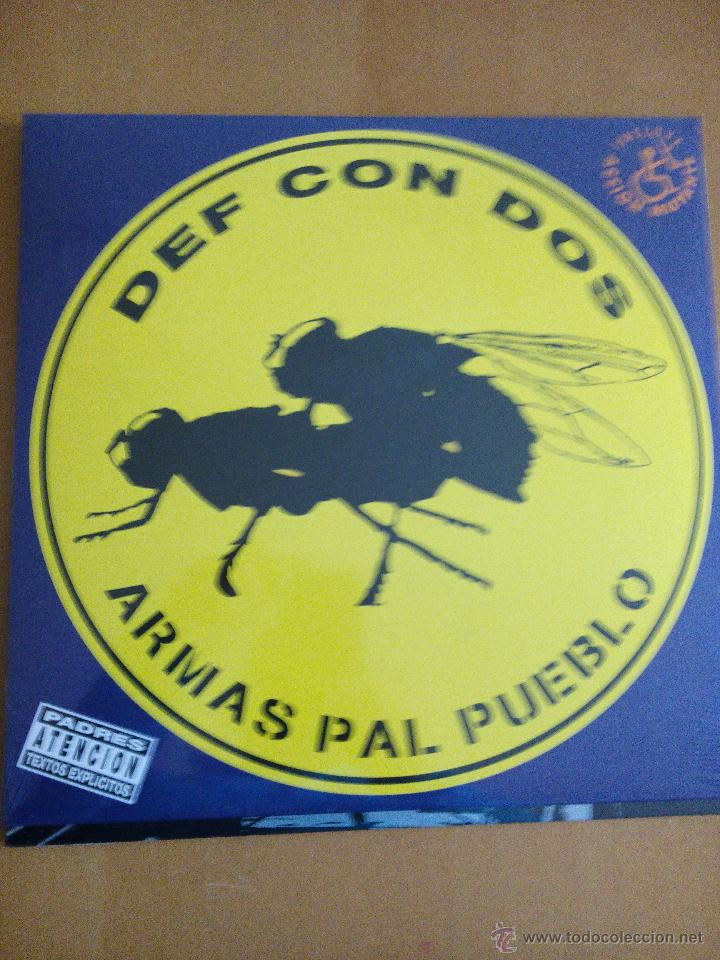 DEF CON DOS ARMAS PAL PUEBLO LP PRECINTADO NUEVO¡¡ (Música - Discos - LP Vinilo - Grupos Españoles de los 70 y 80)