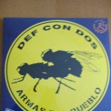 Discos de vinilo: DEF CON DOS ARMAS PAL PUEBLO LP PRECINTADO NUEVO¡¡. Lote 147769037