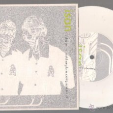 Discos de vinilo: ISAN - DAMPEN + WISTFUL ..... ( SINGLE VINILO 1999 ELEFANT RECORDS ) ELECTRO,. Lote 47759044