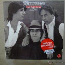 Discos de vinilo: LOS CHORBOS CON MANZANITA. CAÑORROTO ATACA DE NUEVO. EPIC EPC 4668061 LP ESPAÑA 1990. Lote 47772401