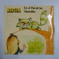 Discos de vinilo: ALICIA EN EL PAIS DE LAS MARAVILLAS. TDKDS1. Lote 47777671
