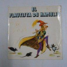 Discos de vinilo: EL FLAUTISTA DE HAMELIN. TDKDS1. Lote 47777706