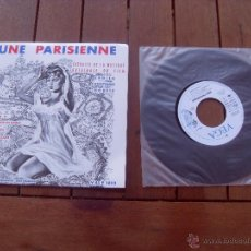 Discos de vinilo: UNE PARISIENNE BRIGITTE BARDOT EP ORIGINAL SOUNDTRACK MADE IN FRANCE 2010. Lote 47777956