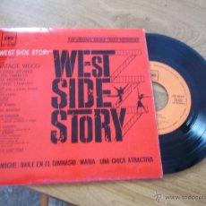 Discos de vinilo: WEST SIDE STORY.. Lote 47782359