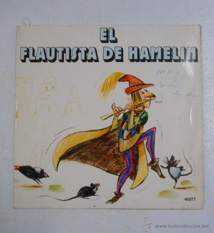 EL FLAUTISTA DE HAMELIN. TDKDS2 (Música - Discos - Singles Vinilo - Música Infantil)
