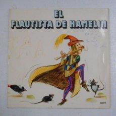 Discos de vinilo: EL FLAUTISTA DE HAMELIN. TDKDS2. Lote 47783261