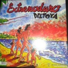 Discos de vinilo: EXTREMODURO LP DELTOYA. Lote 47792163