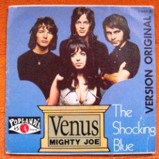 Discos de vinilo: SINGLE VINILO THE SOCKING BLUE VENUS COMO NUEVO REEDICION. Lote 47796728