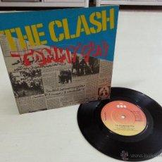Discos de vinilo: THE CLASH - TOMMY GUN - ORIGINAL SINGLE CBS UK - 1978 - VINILOVINTAGE. Lote 47800340