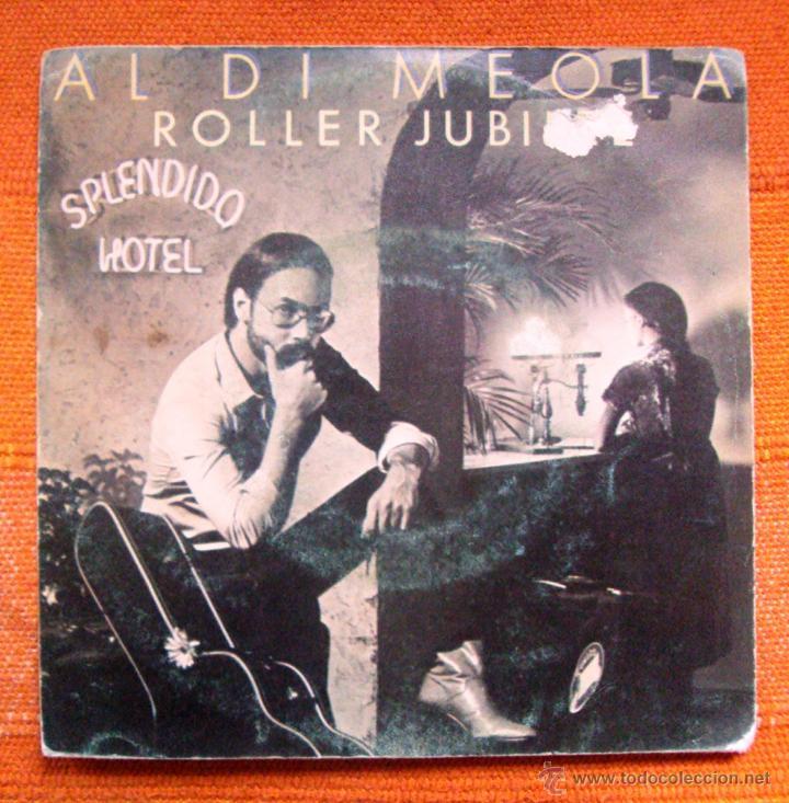 SINGLE VINILO AL DI MEOLA (Música - Discos de Vinilo - Maxi Singles - Jazz, Jazz-Rock, Blues y R&B)