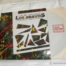 Discos de vinilo: MIKE KENNEDY - LOS BRAVOS 12¨ MAX´SG BLACK IS BLACK / BRING A LITTLE LOVIN *SUPER-RAREZA*NUEVO*. Lote 108764532