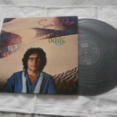 Discos de vinilo: SANTI PICO LP OASIS (1980) *INSTRUMENTAL GUITARRA ELECTRICA* EXCELENTE ESTADO. Lote 47802061