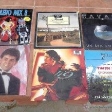 Discos de vinilo: LOTE DE VINILOS. Lote 47807413