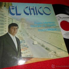 Discos de vinilo: EL CHICO PASEO MARITIMO PRINCIPE DE ESPAÑA FUENGIROLA/CUANDO A FUENGIROLA CANTO +1 EP 1974 MUSIMAR. Lote 47809107