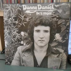 Discos de vinilo: DANNY DANIEL - DE TI MUJER. Lote 47813091