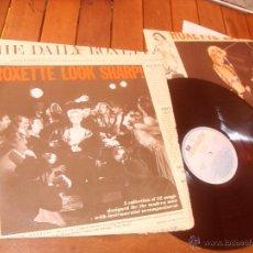 Discos de vinilo: ROXETTE LP ROXETTE LOOK SHARP! MADE IN SPAIN 1989. Lote 47815368