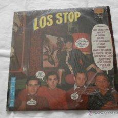 Discos de vinilo: LOS STOP LP LOS STOP (1969) EDICION -MEXICO- NUEVO A ESTRENAR **PARA COLECCIONISTAS GRUPO** RARO. Lote 47817083