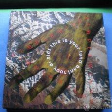 Discos de vinilo: SIMPLE MINDS THIS IS YOUR LAND 1989 UK BIEN - MAXI .GATEFOLD. 3TEMAS. PDELUXE. Lote 47821797