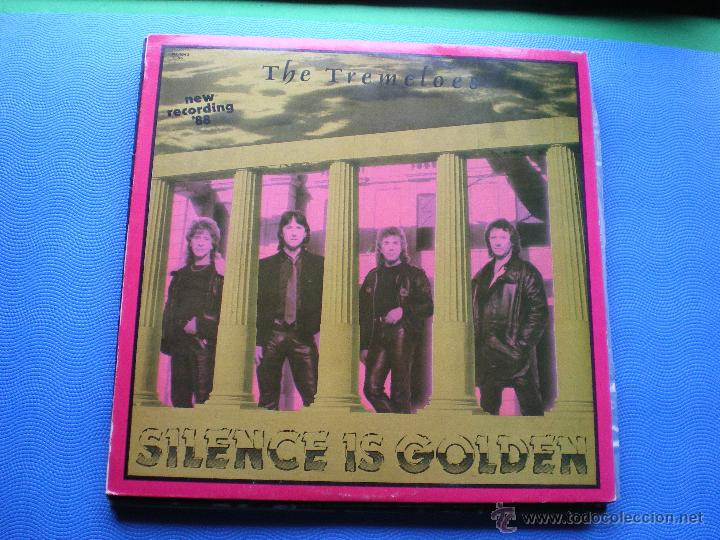 TREMELOES SILENCE IS GOLDEN MAXI .-GRUPO AÑOS 60 MUY RARA EDICION. PDELUXE (Música - Discos de Vinilo - Maxi Singles - Pop - Rock Internacional de los 50 y 60)