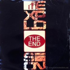 Discos de vinilo: THE END - EXPLOSION . DOBLE MAXI SINGLE . 1992 FLYING RECORDS - FLY 119 LP. Lote 207722586