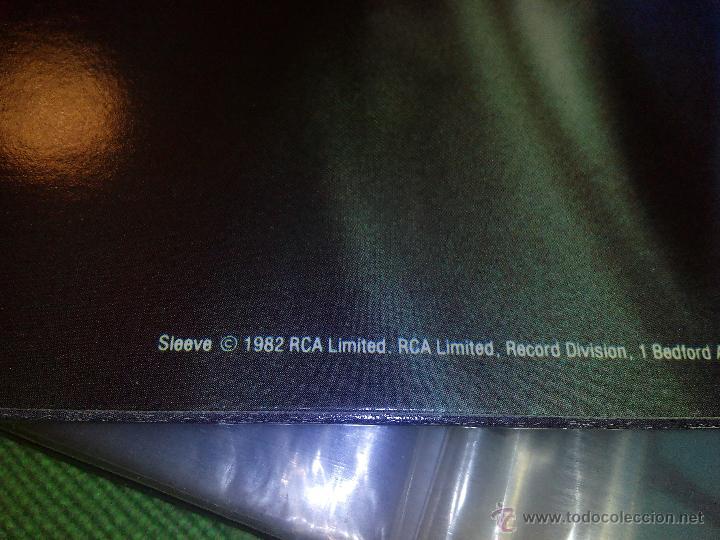 Discos de vinilo: Elvis. ROMANTIC ELVIS -20 LOVE SONGS.LP RCA 1982.Rareza - Foto 3 - 199448096
