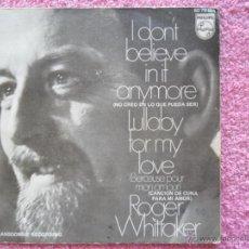 Discos de vinilo: ROGER WHITTAKER 1970 PHILIPS 6079001 I DON'T BELIEVE IN IF ANYMORE DISCO VINILO. Lote 47829671