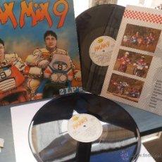 Discos de vinilo: 2 LP MAX MIX 9 SPANISH 1989 VINILO . Lote 47830933