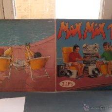 Discos de vinilo: 2 LP MAX MIX 10 SPANISH VINILO. Lote 214221303