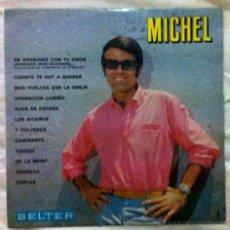 Discos de vinilo: MICHEL - BELTER, 1968. Lote 47839860