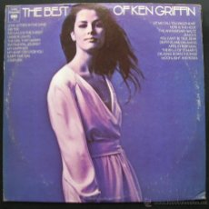 Discos de vinilo: THE BEST OF KEN GRIFFIN.2 LPS.COLUMBIA.MADE IN U.S.A.. Lote 47840707