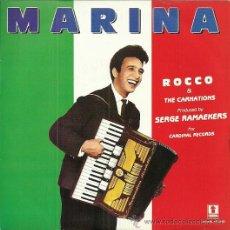 Discos de vinilo: ROCCO & THE CARNATIONS SINGLE SELLO EPIC EDITADO EN ESPAÑA AÑO 1989 PROMOCIONAL SOLO UNA CARA. Lote 47842254