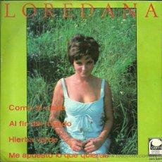 Discos de vinil: LOREDANA EP SELLO CEM EDITADO EN ESPAÑA AÑO 1967. Lote 47842319