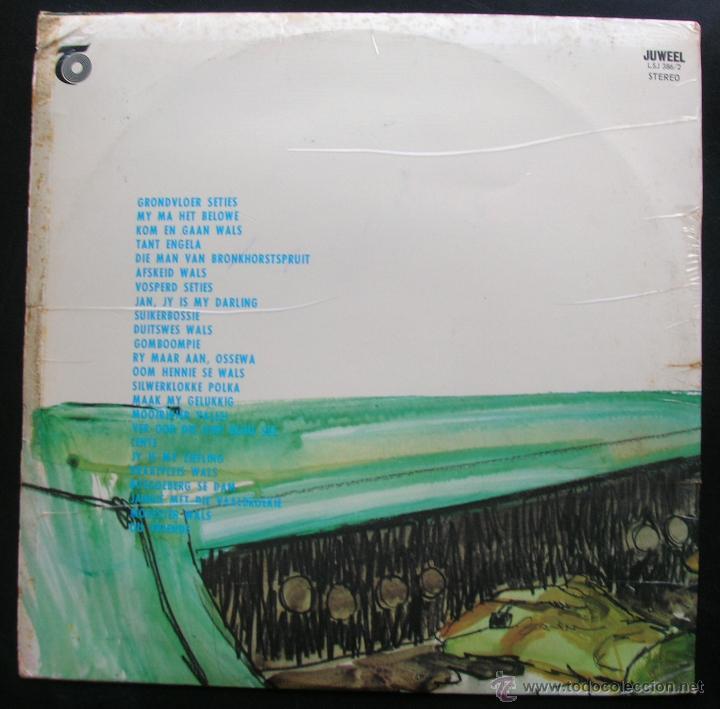 Discos de vinilo: Die beste Van.Oom Hennie Vorster.2 LPs.JUWEEL.1971.Editado en Sudafrica. - Foto 3 - 47848211