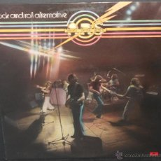 Discos de vinilo: ATLANTA RHYTHM SECTION - A ROCK AND ROLL ALTERNATIVE (INGLATERRA-1976) VER FOTO ADICIONAL. Lote 47848639