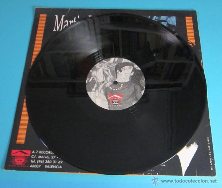 Discos de vinilo: MARTÍN J. CARLOS. ACTION - Foto 4 - 47851661