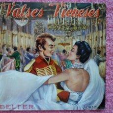 Discos de vinilo: VALSES VIENESES 1961 BELTER 50412 VOCES DE PRIMAVERA ORQUESTA VIENESA CONCIERTOS VOL 2. Lote 47853413