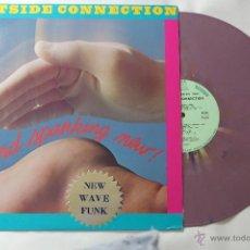 Discos de vinilo: EASTSIDE CONNECTION -LP BRAND SPANKING NEW -ORIG.USA 1 979 -VIOLET VINYL-EX//VG. . Lote 47857897