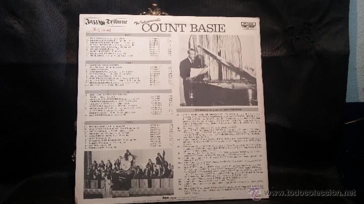 Discos de vinilo: Doble Lps de vinilo muy exclusivos, Coint Basie, made in Great Bretain - Foto 5 - 47858903