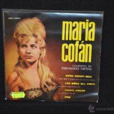 Discos de vinilo: MARIA COFAN - XIPMA AGAPI MOU +3 - EP. Lote 47861957