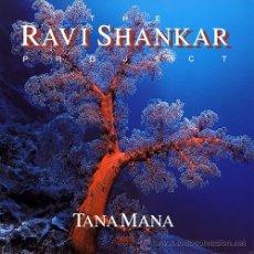 Discos de vinilo: RAVI SHANKAR - LP VINILO TANA MANA. PRIVATE MUSIC 1989 UK. EX/EX. . Lote 47864557