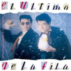 Discos de vinilo: EL ULTIMO DE LA FILA LP+CD NUEVO PEQUEÑO CATÁLOGO DE SERES..-180 GR- NUEVO Y PRECINTADO. . Lote 47865739