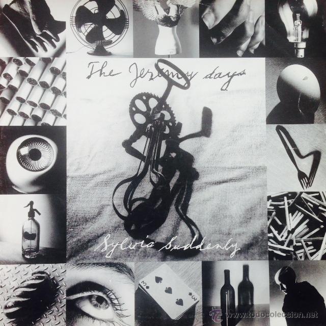 THE JEREMY DAYS - SYLVIA SUDDENLY . MAXI SINGLE . 1990 POLYDOR UK - PZ 124 (Música - Discos de Vinilo - Maxi Singles - Pop - Rock Extranjero de los 90 a la actualidad)