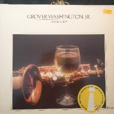 Discos de vinilo: DISCO LPS DE VINILO, GROVER WASHINGTON, JR. Lote 47868266
